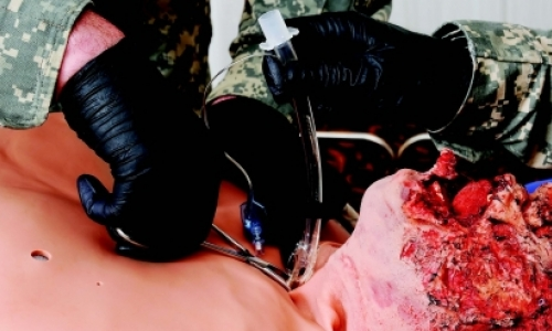 FX Trauma Simulated Wound Kit