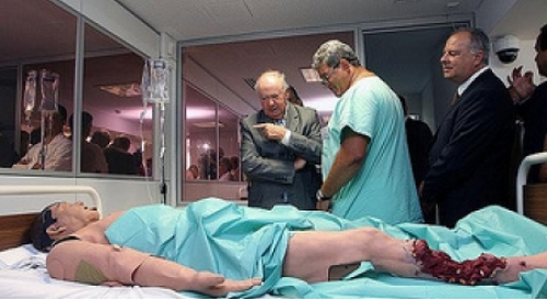 MADEIRA CLINICAL SIMULATION CENTER AT NÉLIO DE MENDONÇA HOSPITAL