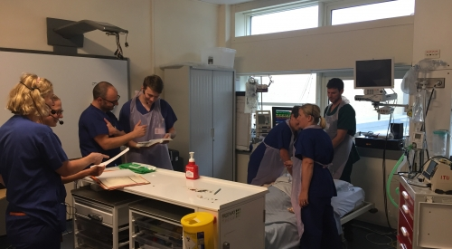 In-Situ Simulation in the ICU