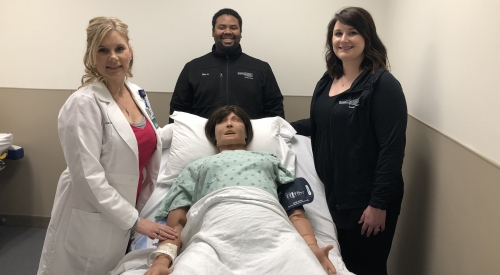 CAE Lucina Trains Nurse Examiners in Wisconsin