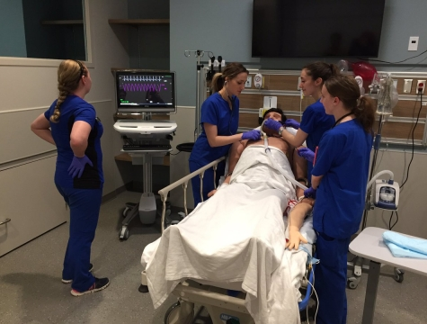 USING INNOVATIVE SIMULATION TO TRAIN BETTER HEALTHCARE PROFESSIONALS