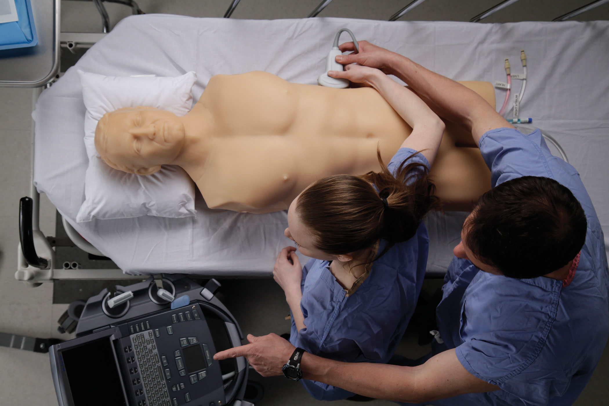 Ultrasound Simulation