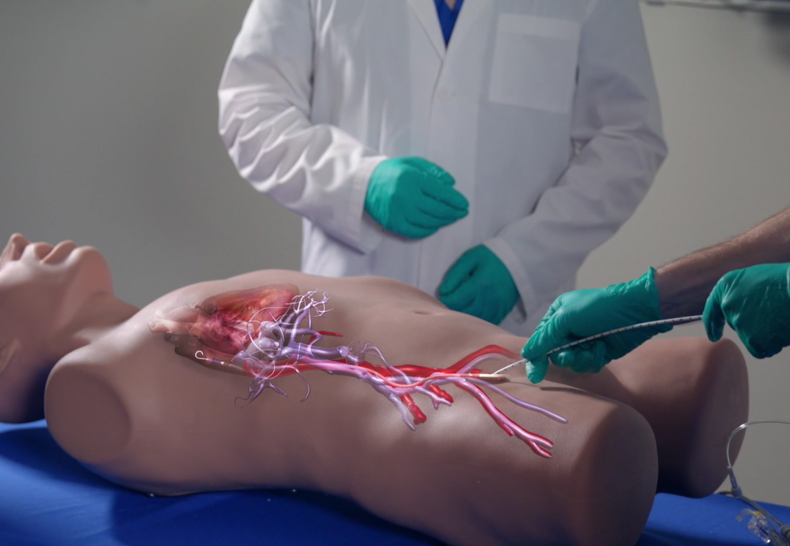 0ed099bb3f Abiomed Impella procedural training solution. We are integrating augmented  reality ...